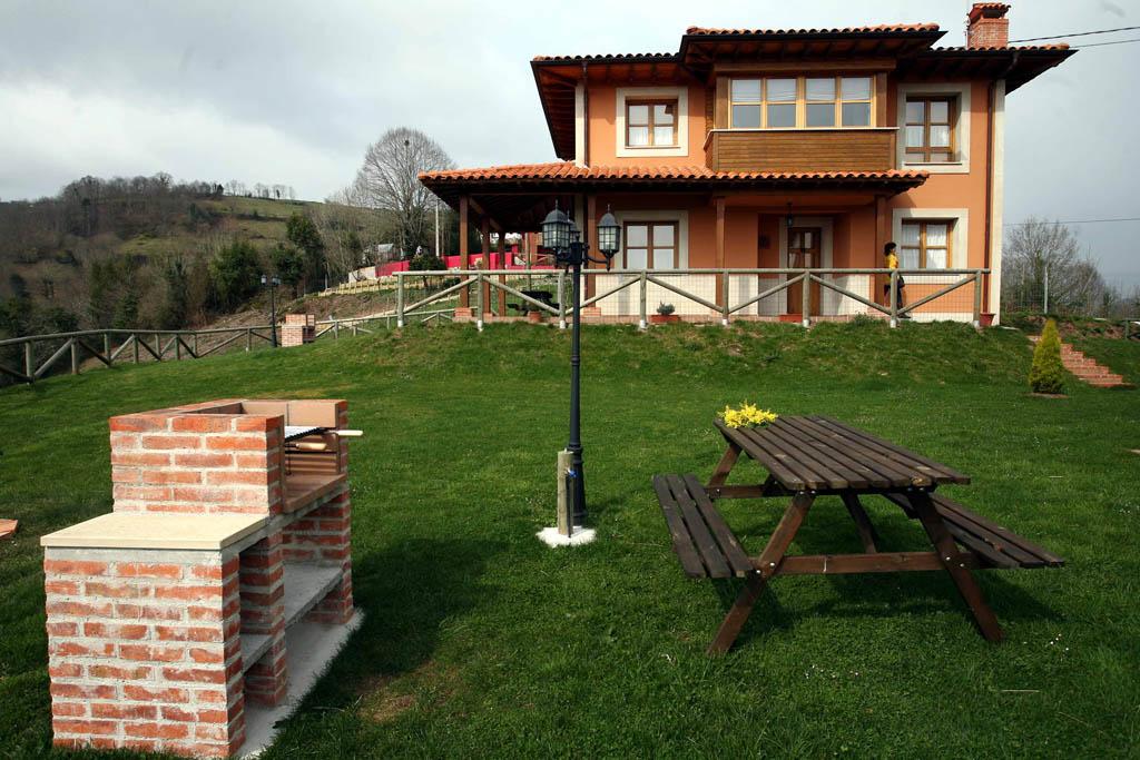 El boo turismo rural las mejores casas rurales de asturias for Casa jardin asturias
